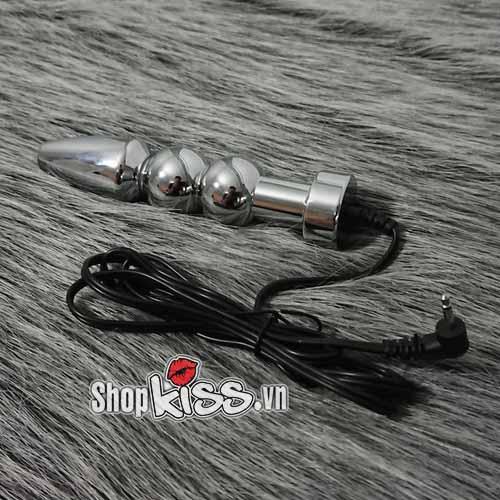 Dụng cụ kích thích hậu môn xung điện HM55 giá rẻ tại shopkiss