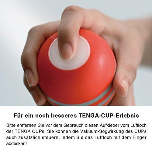 Cốc thủ dâm Tenga Soft Tube DC73N dành cho nam dùng để thủ dâm