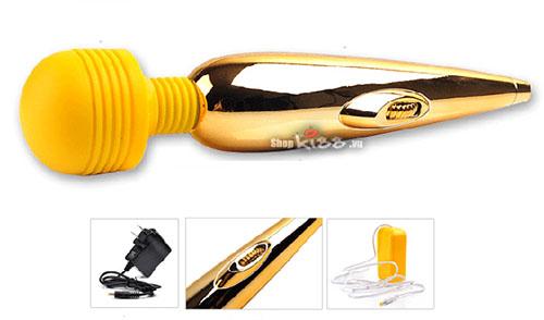 Chày rung massage mini Gold sạc pin AV04 giá rẻ