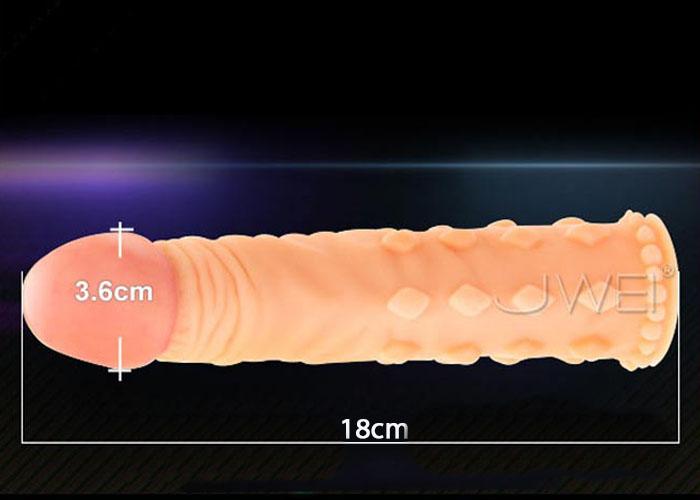 BCS dên năm phân siêu gân gai mềm mịn BD18 kích thước sản phẩm