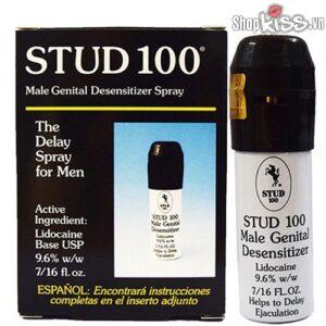 Chai xijt stud100 mua ở đâu đảm bảo chất lượng