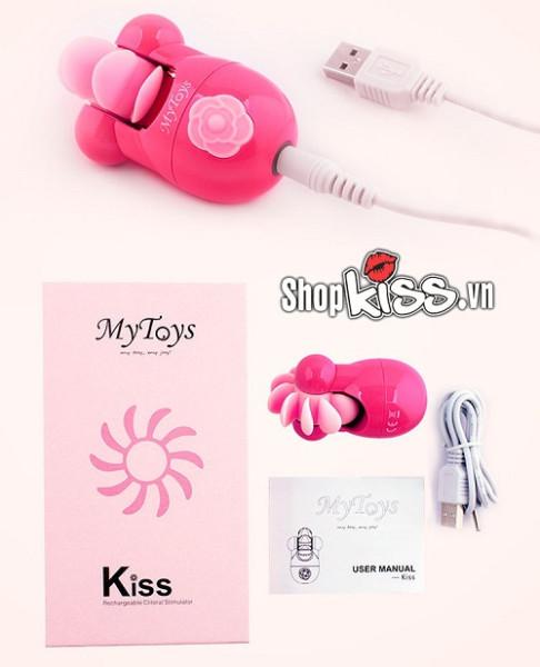 Shop bán máy liếm âm vật kiss mytoys
