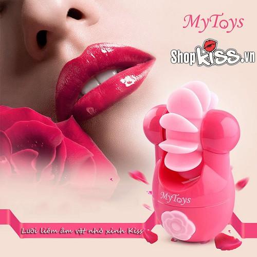Dụng cụ liếm âm vật siêu sướng kiss mytoys giá bao nhiêu