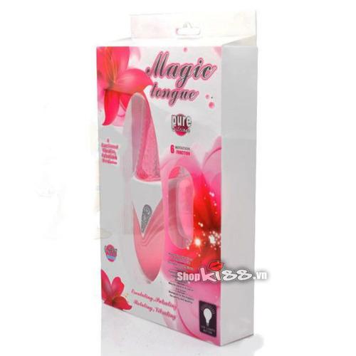 Trứng Rung Lưỡi Liếm Magic Tongue DC44B mua ở đâu tốt?