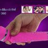sextoy cho nữ Chày rung mát xa điểm G cao cấp Nalone Sinmis AV09 giá rẻ tại tphcm và hà nội mua ở đâu uy tín nhất
