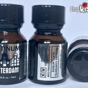 Amsterdam Platinum poppers 10ml chính hãng giá rẻ
