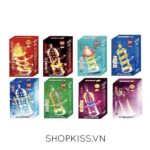 Bao cao su siêu gân gai Super Gold Nhật GOLD1 giá rẻ