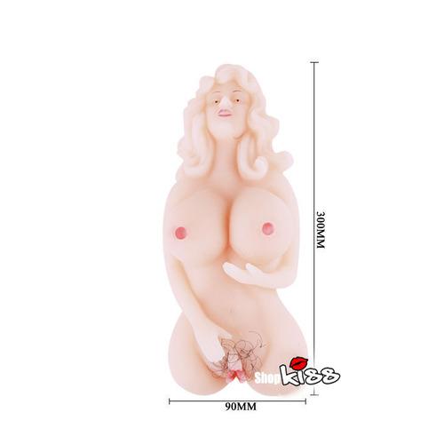 Búp bê tình dục Sexy Madame BB05D kích thước