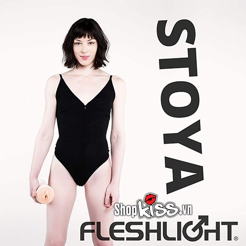 Đèn pin thủ dâm Fleshlight Stoya Girl USA DC17K chính hãng