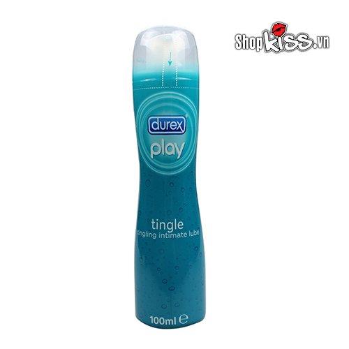 gel bôi trơn Durex Play Tingle 100ml G19A giá rẻ nhất thị trường