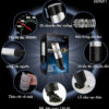 Máy thủ dâm tự động Leten X9 Telecopic AD33A nhiều công dụng