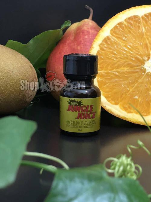 jungle juice popper 10ml pp6 giá bao nhiêu