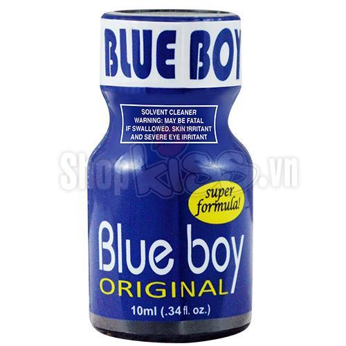 Popper Blue Boy PP02 chính hãng từ mỹ