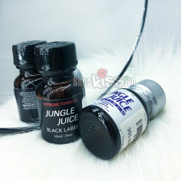 jungle juice popper 10ml pp6 chơi có tốt không