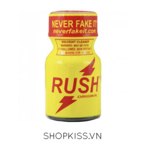 Rush Poppers vàng 10ml PP11 chính hãng giá rẻ