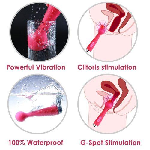 Dụng cụ massage điểm G Emma chống thấm nước