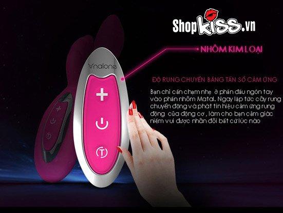 chức năng của máy massage điểm g cảm ứng Nalone Touch 2 DC54X