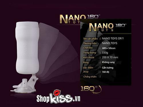 Âm đạo giả gắn tường Nano Original Real AD55 chính hãng