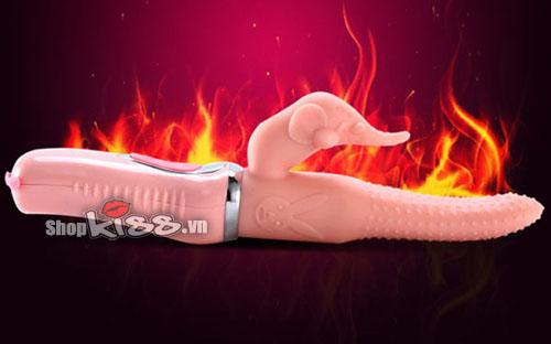 Lưỡi liếm rung ngoái sưởi ấm elephant heating giá bao nhiêu?