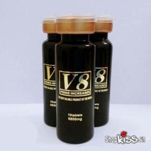 Thảo dược cường dương nam V8 USA TD71 tăng cường sinh lý