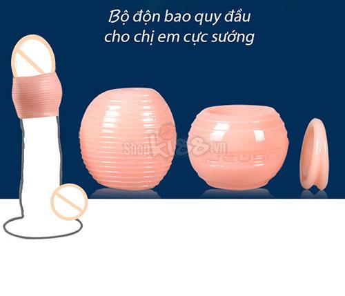 Bộ bao đôn to quy đầu Fore Skin BD10H mua ở đâu?