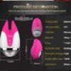 Máy massage nhũ hoa và trứng rung DC54T thong tin chi tiết dành cho khách hàng.