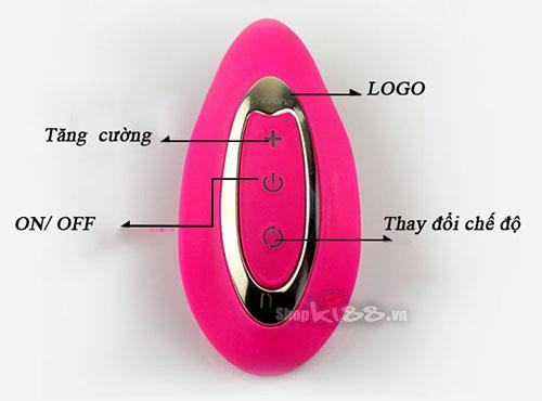 Dụng cụ massage Crescent DC54D hướng dẫn sử dụng