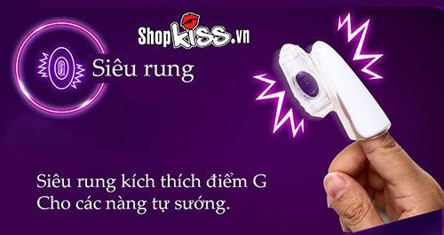 Máy rung đeo ngón tay Durex Play Finger MS25G mua tại Hải Phòng