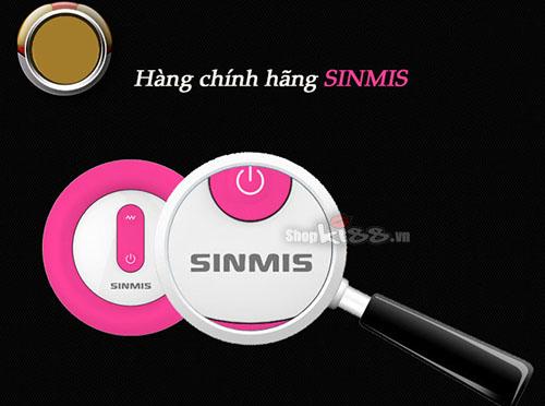 Trứng rung điều khiển xa Sinmis Fairy DC54G chính hãng
