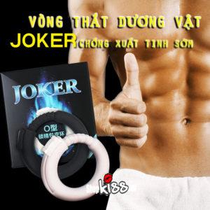Vòng thắt dương vật O Joker DC60R chống xuất tinh sớm