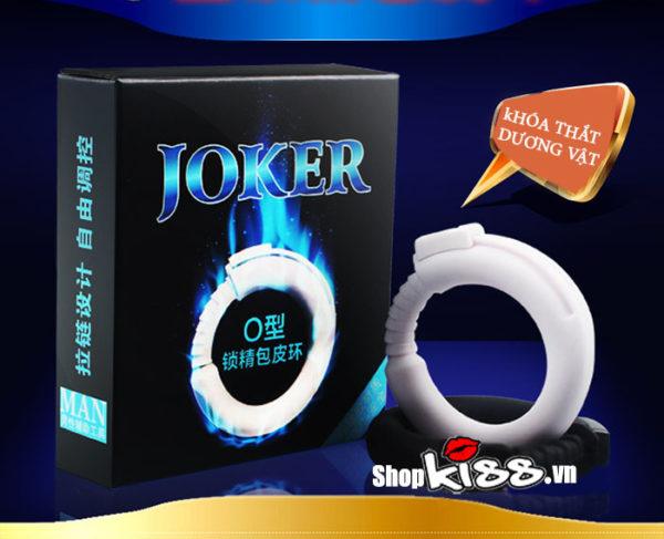 Vòng thắt dương vật O Joker DC60R dành cho nam tăng cường sinh lý