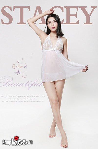 váy ngủ voan trắng goiwj cảm ny12 cho nữ cao cấp giá rẻ mua ở đâu tại tphcm và hn