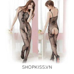 Nội y sexy xuyên thấu bodysuit gợi cảm NY14 tại tphcm