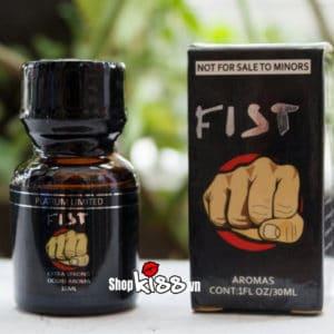 Fist Popper 10ml PP4 Nhập Khẩu Mỹ bán ở tphcm giá bao nhiêu và mua ở đâu?