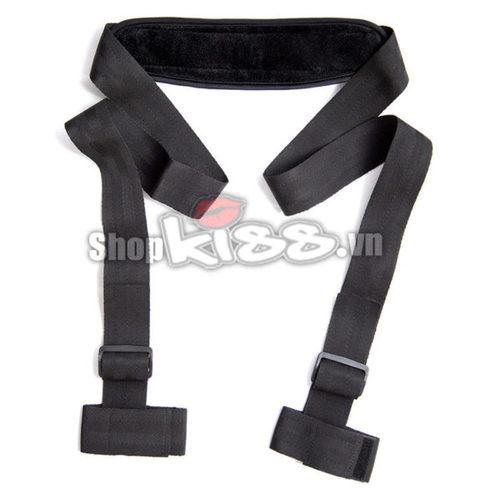 Bộ dây treo có thiết kế đơn giản nhưng mang lại nhiều mới lạ.