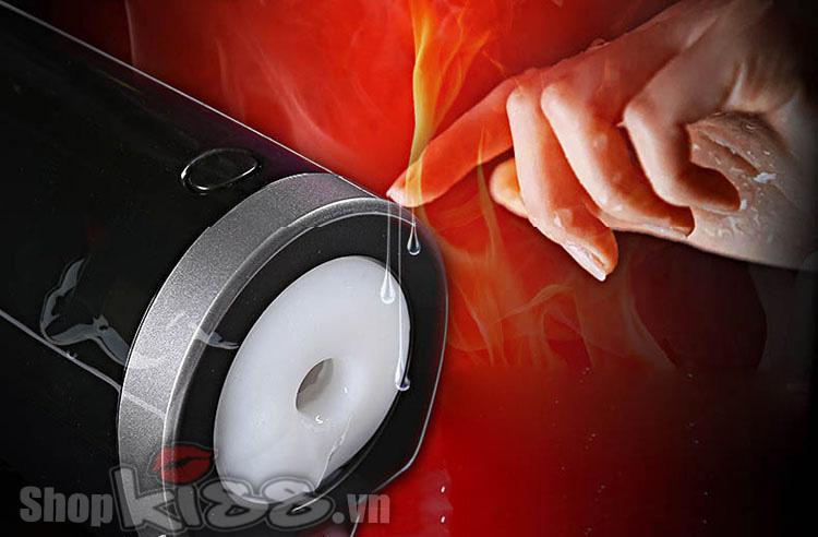 Máy thủ dâm tự động Nhật Bản Piston Heat IR tại tphcm