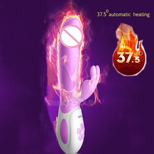 chức năng sưỡi ấm âm đạo của leten swing chính là vũ khí lợi hại nhất cho chị em cảm giác chân thật đến bất ngờ
