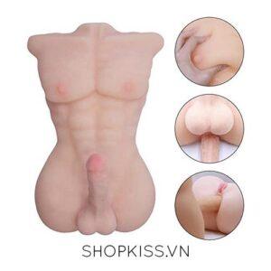 sextoy cho nữ thủ dâm búp bê bán thân nam silicone bb12b mua ở đâu tại tphcm
