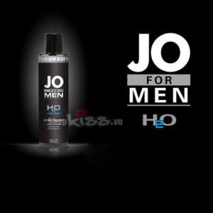 Gel bôi trơn JO for Men H2O G21A chính hãng dàng cho nam