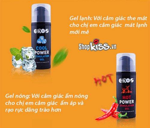 Gel kích thích tăng khoái cảm cho phụ nữ Eros Power giá bao nhiêu?