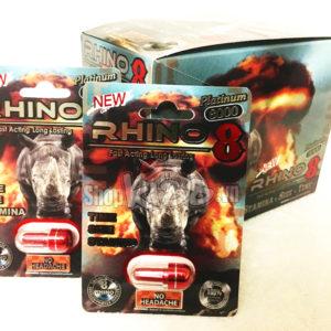 Thảo Dược Cương Dương Kéo Dài Quan Hệ RHINO 8 dành cho nam giới mua tại tphcm