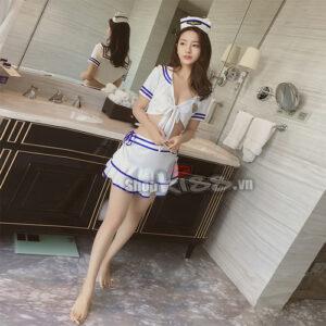 Đồ ngủ cosplay cô tiếp viên hàng không xinh đẹp NY91 giá rẻ