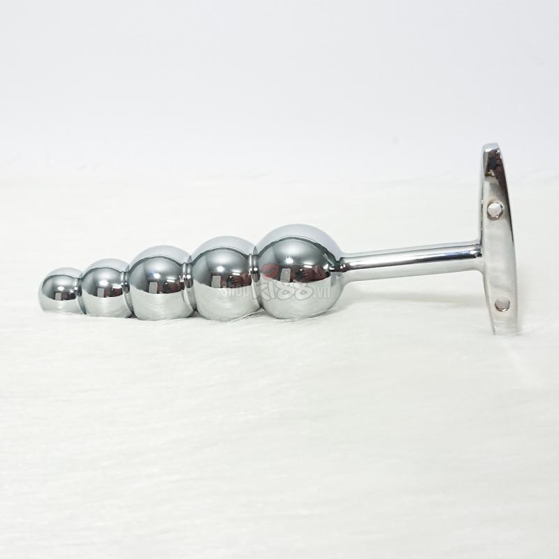 Sextoy kích thích hậu môn bằng kim loại HM78 mua ở đâu tại tphcm