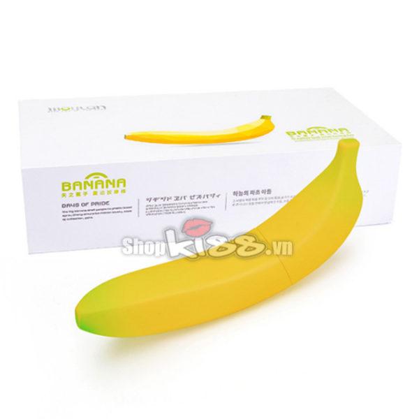 Dương vật giả quả chuối Banana chuoi1 giấ rẻ tại hà nội