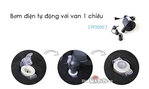 Ghế tình yêu bơm hơi cao cấp SM103 có chức năng bơm hơi bằng điện