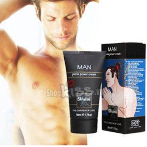 Kem thảo dược Man Penis Power Cream XTS05A mua ở đâu