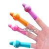 Bao đeo ngón tay có gai kéo dài đam mê DC10M tại shopkiss