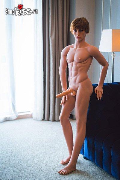 Búp bê tình dục nam David 160cm USA BBN01 cao cấp