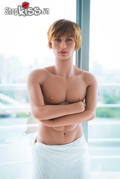 Búp bê tình dục nam David 160cm USA BBN01 cho gay