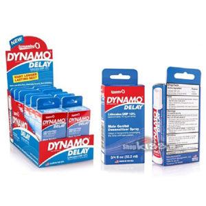 Chai xịt kéo dài thời gian quan hệ Dynamo XTS09 nhập khẩu từ Mỹ được nhiều nam giới tin dùng